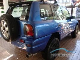 New, Used & Secondhand Cars TOYOTA RAV 4 (1996)