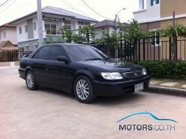 รถมือสอง, รถยนต์มือสอง TOYOTA SOLUNA (2001)