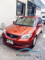 รถใหม่, รถมือสอง TOYOTA VIOS (2003)