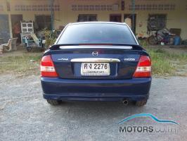รถมือสอง, รถยนต์มือสอง MAZDA 323 (2004)