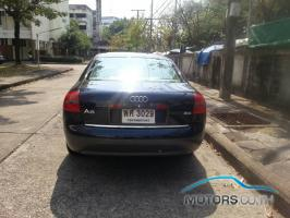 Secondhand AUDI A6 (1998)