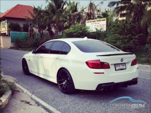 Secondhand BMW SERIES 5 (2013)