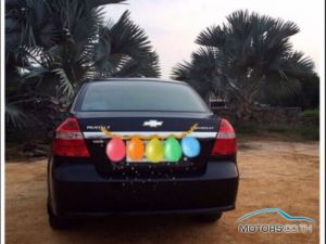รถใหม่, รถมือสอง CHEVROLET AVEO (2008)