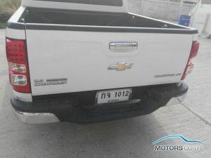 รถมือสอง, รถยนต์มือสอง CHEVROLET COLORADO (2012)