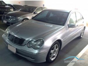 New, Used & Secondhand Cars MERCEDES-BENZ C CLASS (2002)