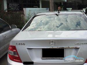 รถมือสอง, รถยนต์มือสอง MERCEDES-BENZ C CLASS (2009)