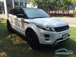 New, Used & Secondhand Cars LAND ROVER RANGE ROVER EVOQUE (2012)