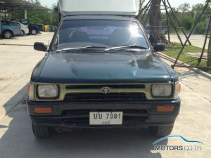 Secondhand TOYOTA HILUX MIGHTY-X (1993)