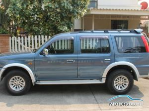 Secondhand FORD EVEREST (2005)