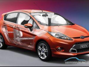 รถมือสอง, รถยนต์มือสอง FORD FIESTA (2013)