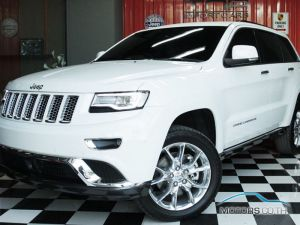 Secondhand JEEP GRAND CHEROKEE (2016)