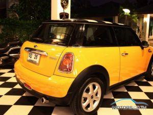 รถมือสอง, รถยนต์มือสอง MINI COOPER (2009)