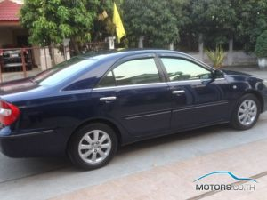 New, Used & Secondhand Cars TOYOTA CAMRY (2003)