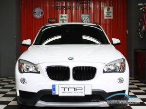 รถใหม่, รถมือสอง BMW X1 (2014)