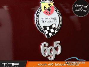 รถมือสอง, รถยนต์มือสอง FIAT 695 Ferrari (2015)