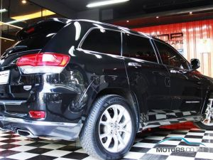 Secondhand JEEP GRAND CHEROKEE (2014)
