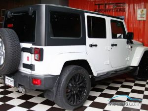 New, Used & Secondhand Cars JEEP WRANGLER (2012)