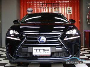 รถมือสอง, รถยนต์มือสอง LEXUS NX F SPORT (2015)
