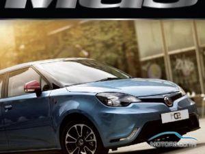 รถใหม่, รถมือสอง MG 3 (2016)