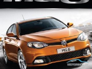 New, Used & Secondhand Cars MG 6 (2016)