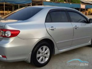 New, Used & Secondhand Cars TOYOTA COROLLA (2012)