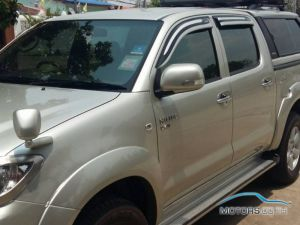 New, Used & Secondhand Cars TOYOTA HILUX VIGO (2011)