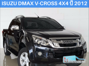 Secondhand ISUZU V-CROSS (2012)