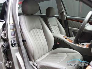 รถมือสอง, รถยนต์มือสอง MERCEDES-BENZ E CLASS (2008)