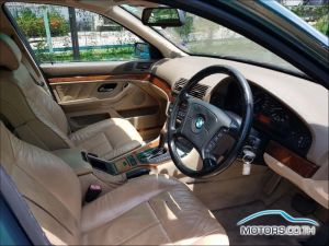 Secondhand BMW 523I (2000)