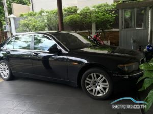 New, Used & Secondhand Cars BMW SERIES 7 (2003)