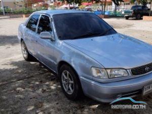 รถมือสอง, รถยนต์มือสอง TOYOTA COROLLA (2000)