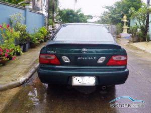 รถมือสอง, รถยนต์มือสอง TOYOTA SOLUNA (1999)