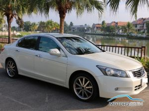 Secondhand HONDA ACCORD (2009)