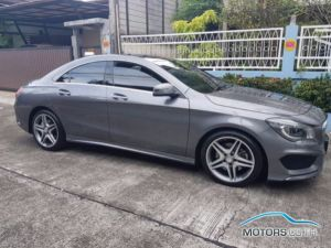 Secondhand MERCEDES-BENZ CLA CLASS (2016)