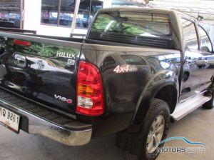 รถมือสอง, รถยนต์มือสอง TOYOTA HILUX VIGO D4D (2006)