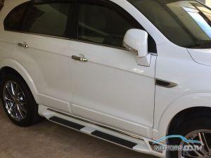 รถมือสอง, รถยนต์มือสอง CHEVROLET CAPTIVA (2013)