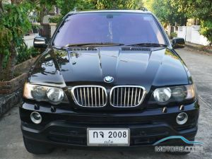 Secondhand BMW X5 (2002)