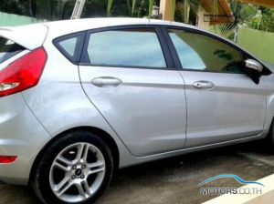 Secondhand FORD FIESTA (2011)
