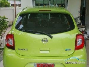 รถมือสอง, รถยนต์มือสอง NISSAN MARCH (2014)
