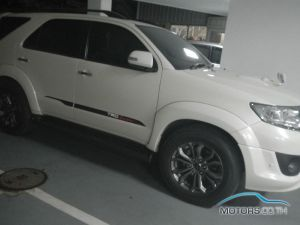 New, Used & Secondhand Cars TOYOTA FORTUNER (2014)