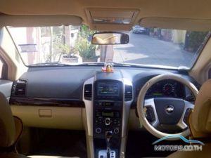 รถมือสอง, รถยนต์มือสอง CHEVROLET CAPTIVA (2011)