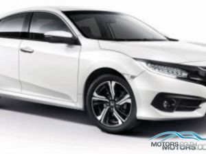 Secondhand HONDA CIVIC (2016)