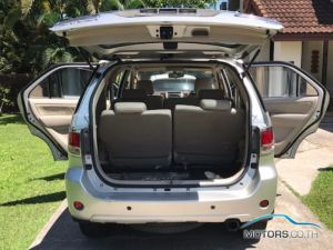 New, Used & Secondhand Cars TOYOTA FORTUNER (2007)
