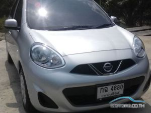 Secondhand NISSAN MARCH (2016)