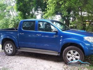 Secondhand TOYOTA HILUX (2008)
