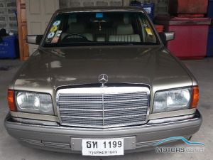 Secondhand MERCEDES-BENZ 300SEL (1990)