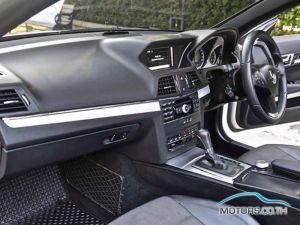 รถมือสอง, รถยนต์มือสอง MERCEDES-BENZ E250 BLUEEFFICIENCY AMG (2010)