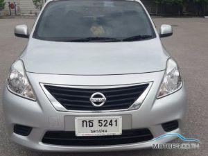 รถใหม่, รถมือสอง NISSAN ALMERA (2012)