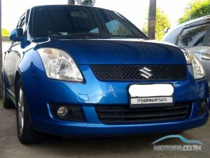 Secondhand SUZUKI SWIFT (2011)