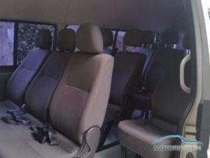 รถมือสอง, รถยนต์มือสอง TOYOTA COMMUTER (2011)